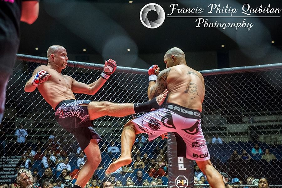 The Redemption NW MMA Cage Fight
